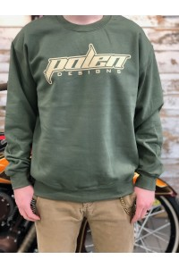 Polen Designs Crew Neck Sweatshirt