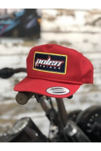 Red Polen Designs Hat